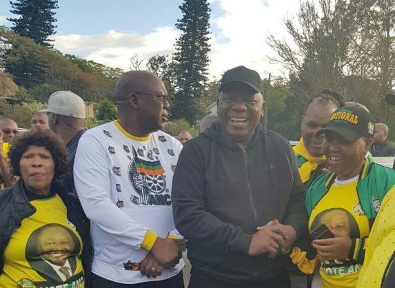 Ramaphosa personally travels to reassure Zulu king he's not after Ingonyama land