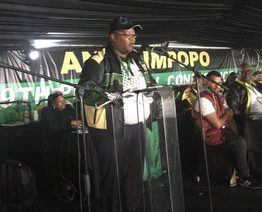 ANC Limpopo Treasurer Danny Msiza. Picture: Twitter/ANC