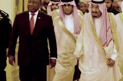 Ramaphosa cancels Saudi trip amid outcry over murdered journalist