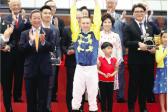 Zac Purton pips 'Magic Man' to Hong Kong title