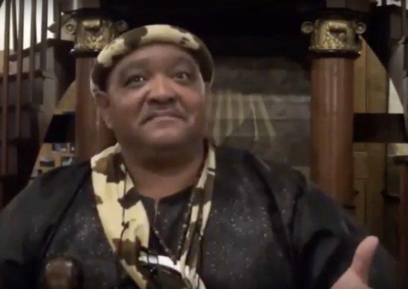 King Calvin Cornelius III. Picture: YouTube screenshot