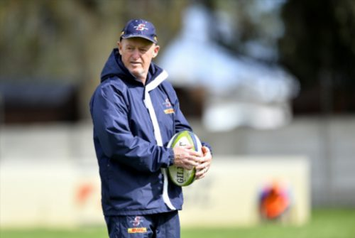 Stormers assistant Paul Feeney. Photo: Gallo Images.