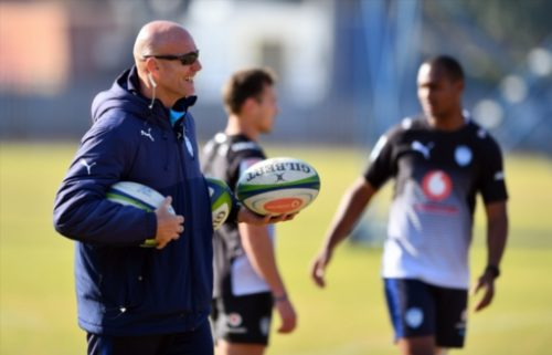 John Mitchell wants to bolster his Bulls squad with high-quality recruits. Photo: Gallo Images.