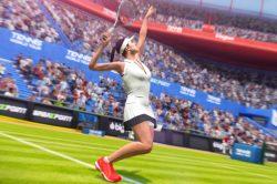 Tennis World Tour Review – Less drama, less fun