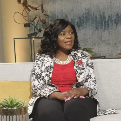 Thuli Madonsela on SABC3's Real Talk