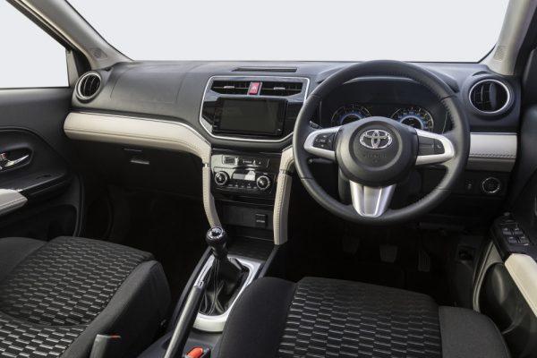 Toyota Rush Interior 1 The Citizen