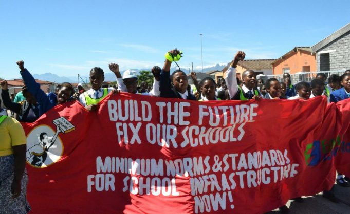 45% of urban Cape schools are at 'highest risk' of crime