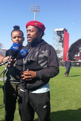 Ndlozi says Malema fired a toy gun