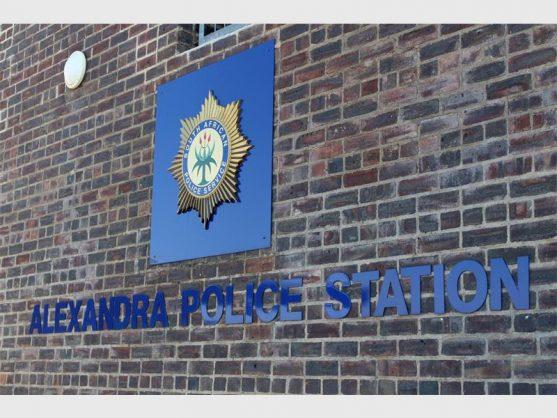 The Alexandra Police Station
