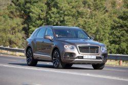 Bentley launches new Bentayga diesel SUV