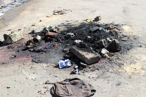 Men stoned, shot and burnt beyond recognition by Alex mob
