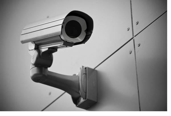 CCTV camera. Picture: iStock