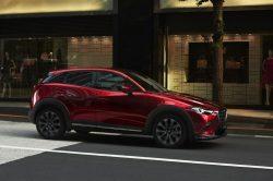 Mazda SA launches the enhanced CX-3