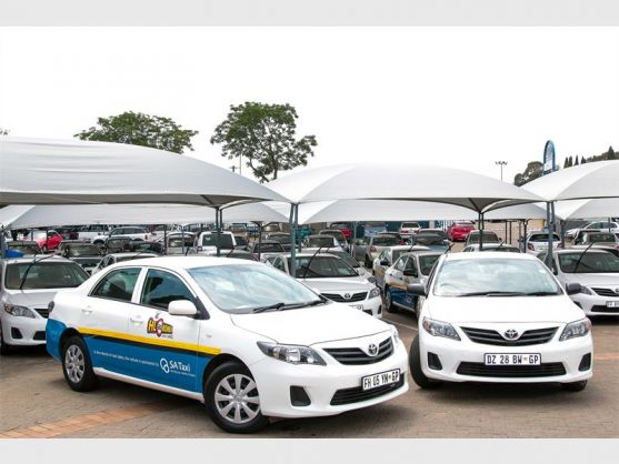 Taxi industry gets R20m boost