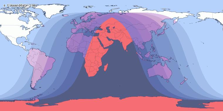 blood moon july 2018 map - photo #15