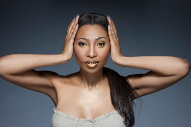 Enhle Mbali to star in African mythology series 'Blood Psalms'