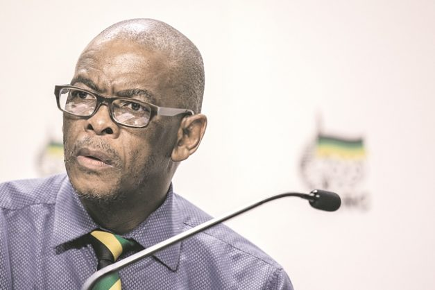 11 DA Johannesburg councillors want to join the ANC – Magashule