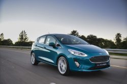 Ford Fiesta Trend is tops in fuel economy