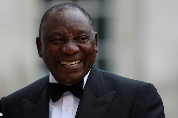 Ramaphosa sees a boost in approval rating