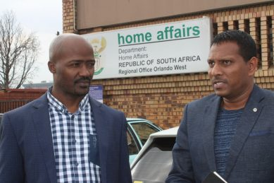Soweto house row 'a political ploy to get back at me'