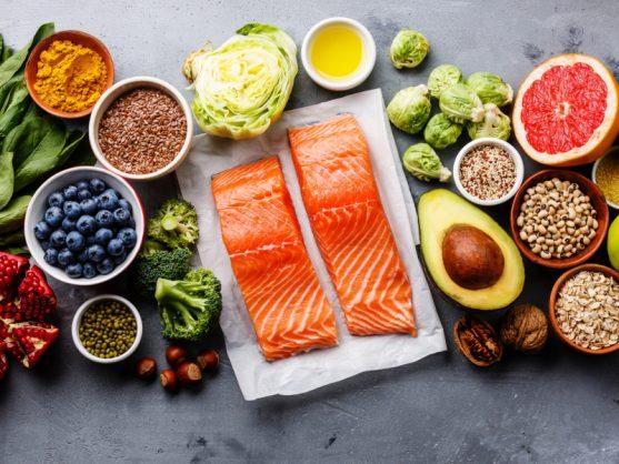 6 foods that help control blood sugar levels