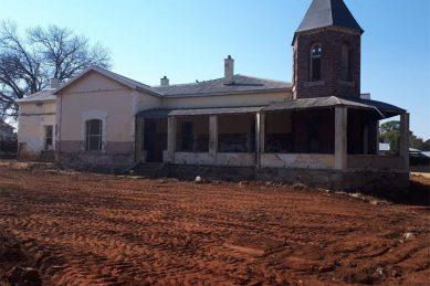 Mystery behind historic Krugersdorp house revealed