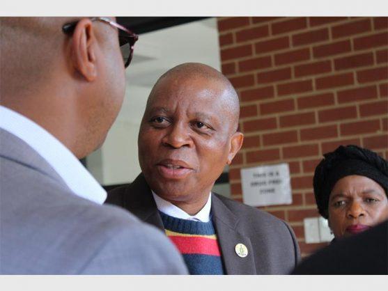 Johannesburg Executive Mayor Herman Mashaba.