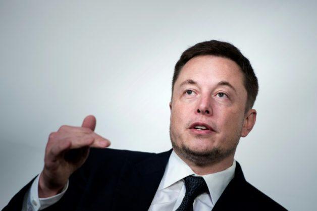 Elon Musk. Picture: AFP/File | Brendan Smialowski