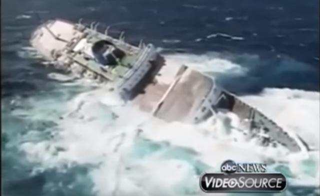 SA's own 'miracle rescue' at sea, 27 years ago