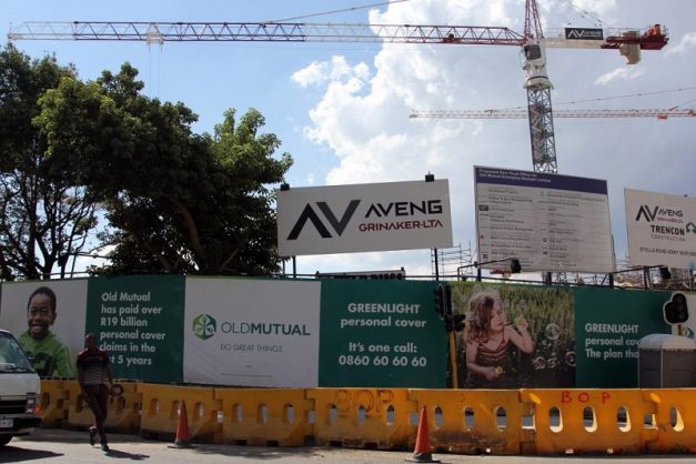 Aveng secures Au$1bn in contracts this year