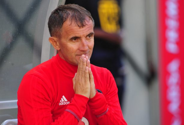 Milutin Sredojevic, head coach of Orlando Pirates (Ryan Wilkisky/BackpagePix)