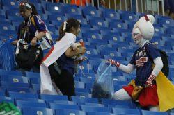 Jaundiced Eye – Full marks to Japan, zero to yobbo England fans