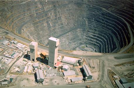 Underground mining at PMC. Image: PMC website/underground mining