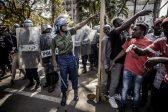 Zimbabwe workers to strike despite police order