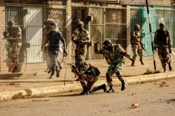 Inquest blames Zim army for post-election killings