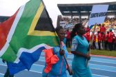 SA athletics team rake in medals at African champs