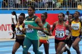 Caster fronts Africa's challenge at Continental Cup