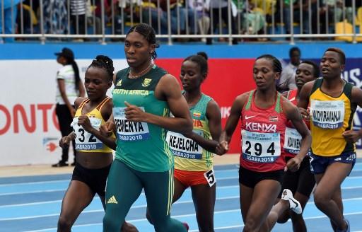 UN backs Caster in hammering IAAF over new gender rules