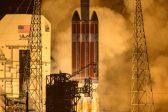 NASA blasts off historic probe to 'touch the sun'