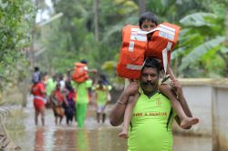 More than 410 dead, over a million people in relief camps after Indian floods