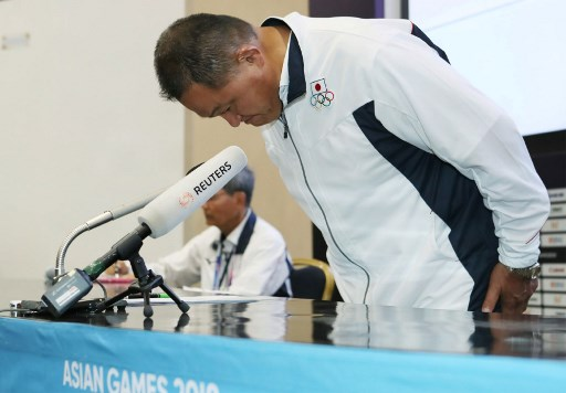 Four Japan athletes kicked out of Asian Games for buying sex