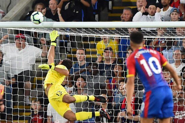 Klopp salutes Alisson as Karius faces Liverpool exit
