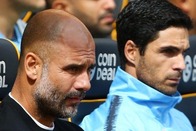 Guardiola calm despite Man City stumble against Wolves