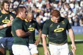 Springbok player ratings: Messy in Mendoza