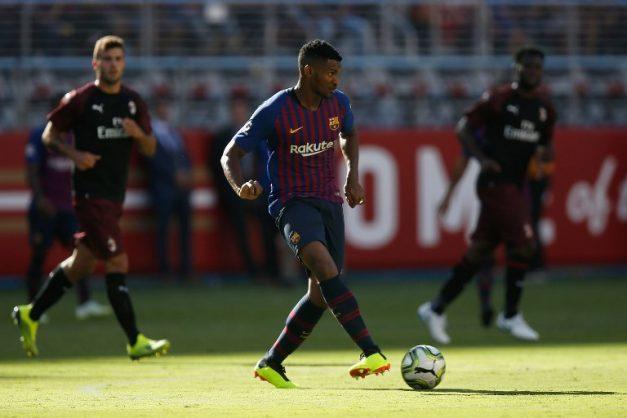 Marlon Santos leaves Barcelona for Sassuolo