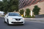 Suzuki Baleno could be sold as a Toyota