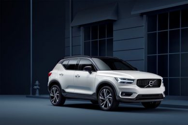 DRIVEN: Volvo XC40 T3 manual is for the ladies