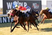 Wright's filly to upstage male rivals