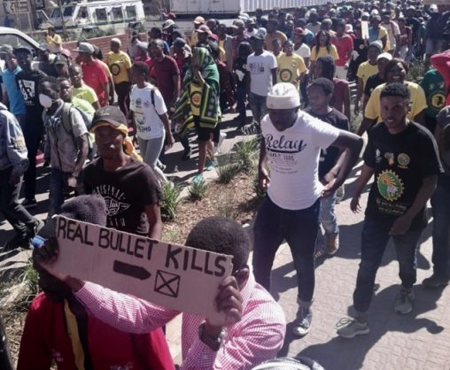 Cop who killed TUT student Katlego Monareng gets 15 years