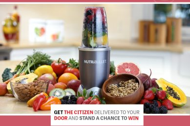 SUBSCRIBE TO THE CITIZEN IN SEPTEMBER & WIN!